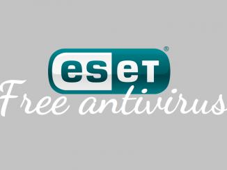 Бесплатные антивирусы ESET
