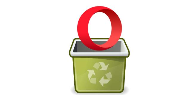 Как удалить браузер Opera инструкция